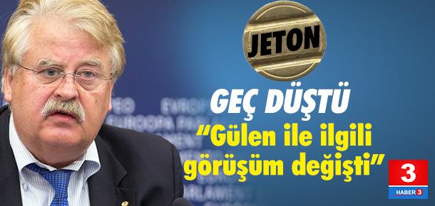 AP'li siyasetçi Brok'dan FETÖ itirafı