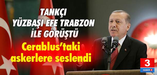 Cumhurbaşkanı Erdoğan'dan FETÖ ile mücadelede kararlılık vurgusu