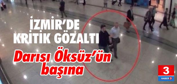 Adil Öksüz'ü karşılayan Ali Kaya, İzmir'de yakalandı