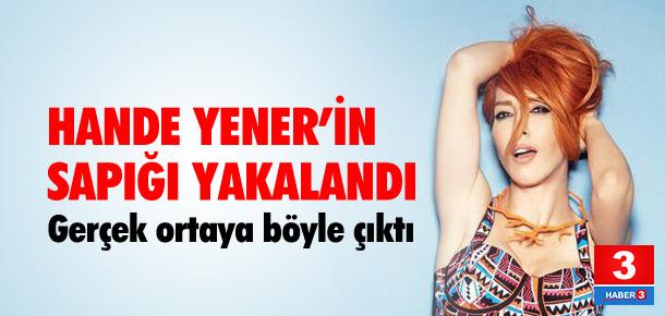 Hande Yener'in sapığı yakalandı !