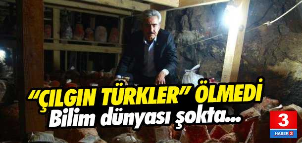 Bilim adamlarını şaşırtan Türk