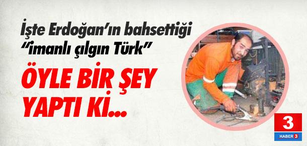 Murat 131'den TIR yaptı!