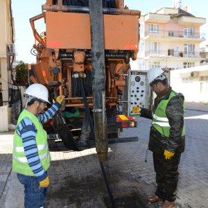 Alanya ve Manavgat'ta yağmursuyu hatları temizlendi