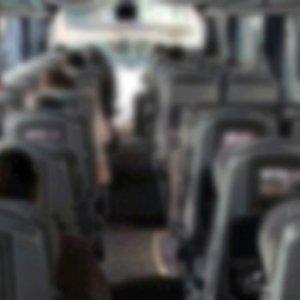 Suriyeliler yolcu otobüsünde olay çıkarttı !