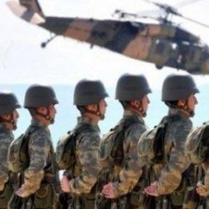 ''Trakya'da 20 bin asker hazır'' mesajı