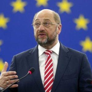 AP Başkanı Schulz ''darbenin izleri''ni görünce ağız değiştirdi