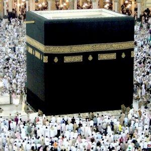 Türk hacıların yüzde 90'i kutsal topraklara ulaştı