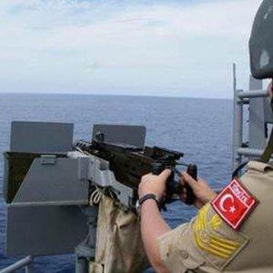 Akdeniz'de gerginlik... Rum araştırma gemisi uzaklaştırıldı