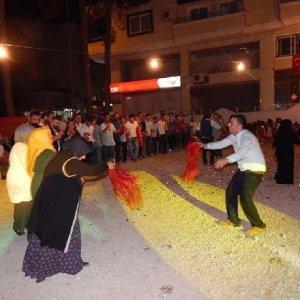 Sokak düğünü yapmak yasaklandı