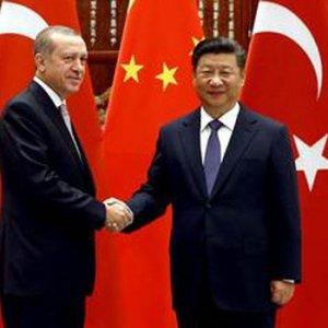 Çin'den Türkiye'ye destek !