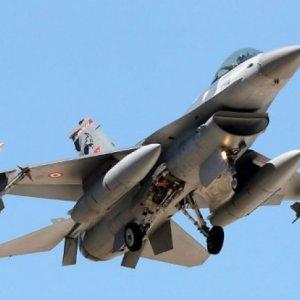 Çobanbey'deki IŞİD hedeflerine hava operasyonu