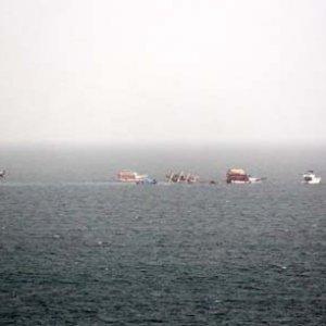 Antalya Valiliği'nden batan tekneyle ilgili açıklama