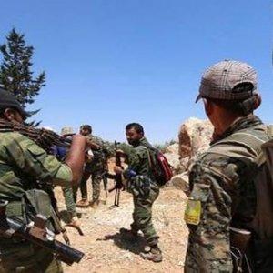IŞİD'in Türkiye sınırı ile teması kesildi