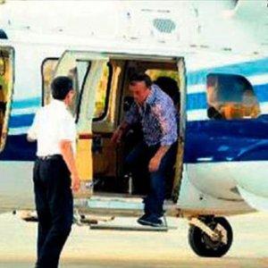O helikopterin sahibi Ali Ağaoğlu çıktı !