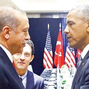 Erdoğan ile Obama'nın Suriye diyaloğu