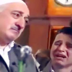 Fethullah Gülen'i yelleyen kişi bakın kim çıktı !