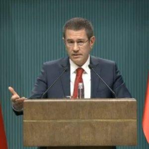 """Bakan Canikli: """"19 canlı bomba saldırısını önledik"""""""