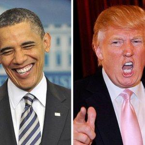 Trump Başkan Obama'yı Putin ile vurdu