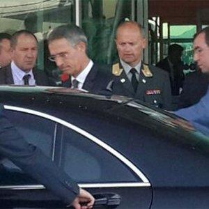 NATO Genel Sekreteri Stoltenberg Ankara'da