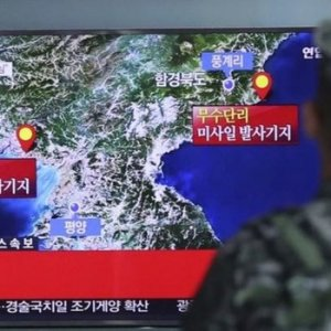 Kuzey Kore'nin nükleer denemesi deprem yarattı !