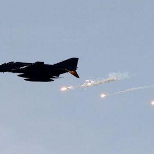 TSK: 4 IŞİD hedefi imha edildi