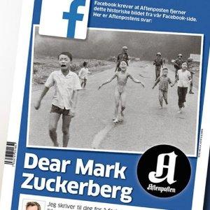 Facebook Başbakanı sansürledi