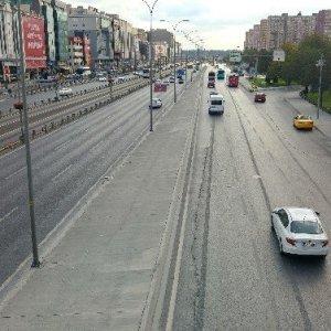 İstanbul'da yollar bomboş !