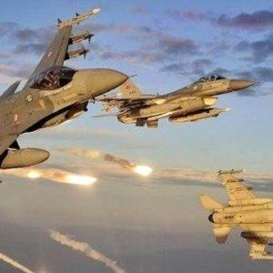 KUZEY IRAK'A OPERASYON: 13 TERÖRİST ÖLDÜRÜLDÜ