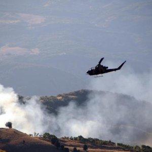 Tunceli'de şiddetli çatışma !