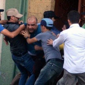 Diyarbakır'da gergin anlar: 1 gözaltı