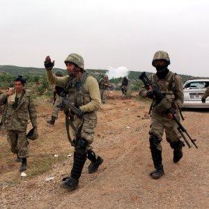 600 askerle Kuzey Irak'a girdik