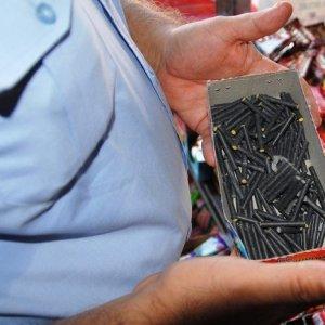 Şanlıurfa'da 8 Bin 460 Adet Patlayıcı Maddeye El Konuldu