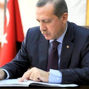 Erdoğan şehit ailelerini unutmadı