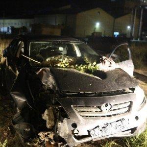 Otomobil, piknik yapan aileye çarptı: 2 Ölü