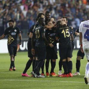 Osmanlıspor: 2 - Steaua Bükreş: 0