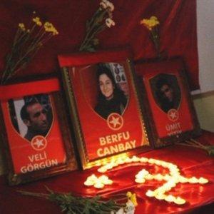 HDP'den PKK'lı için anma töreni