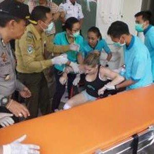 Turist feribotunda patlama: 2 ölü, 23 yaralı