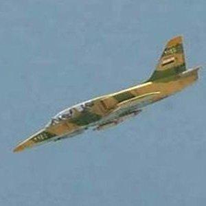 Suriye'ye ait savaş uçağı düşürüldü !