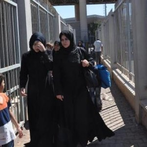 Bayramı geçiren Suriyeliler geri dönüyor !