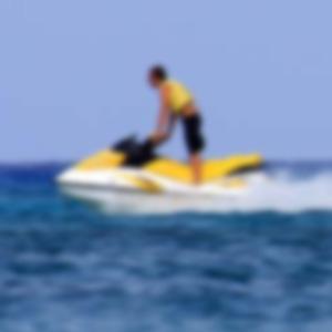 Kilit bürokratın Jet-ski'de şüpheli ölümü