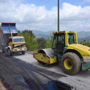Büyükşehir'den asfalt atılımı