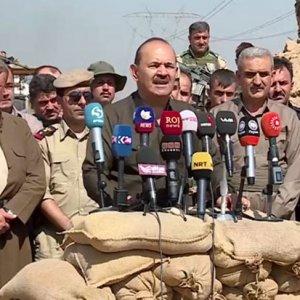 Barzani'nin peşmerge generali PKK'ya sahip çıktı
