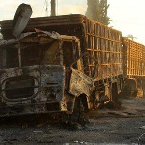 Suriye'de umutlar tükendi !