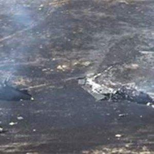 ABD'nin U-2 tipi casus uçağı düştü