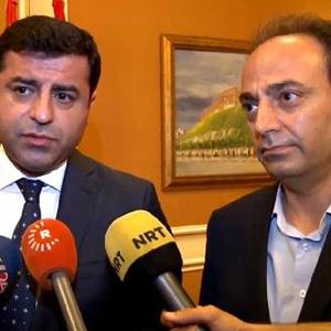 HDP Erbil'e gitti