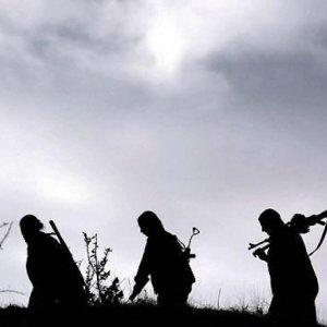 PKK 2'si asker 4 kişiyi kaçırdı