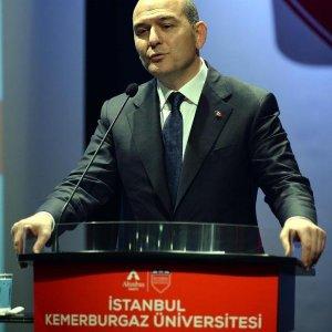 İçişleri Bakanı Soylu ''en büyük hayalim'' dediği projeyi açıkladı