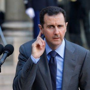 Esad, Rusya'dan aldığı gazla ABD'yi bombaladı