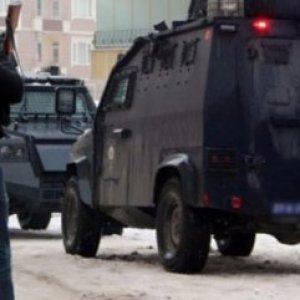 Hakkari'de polise hain tuzak