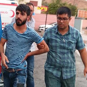 Polis ısıran kişi serbest !